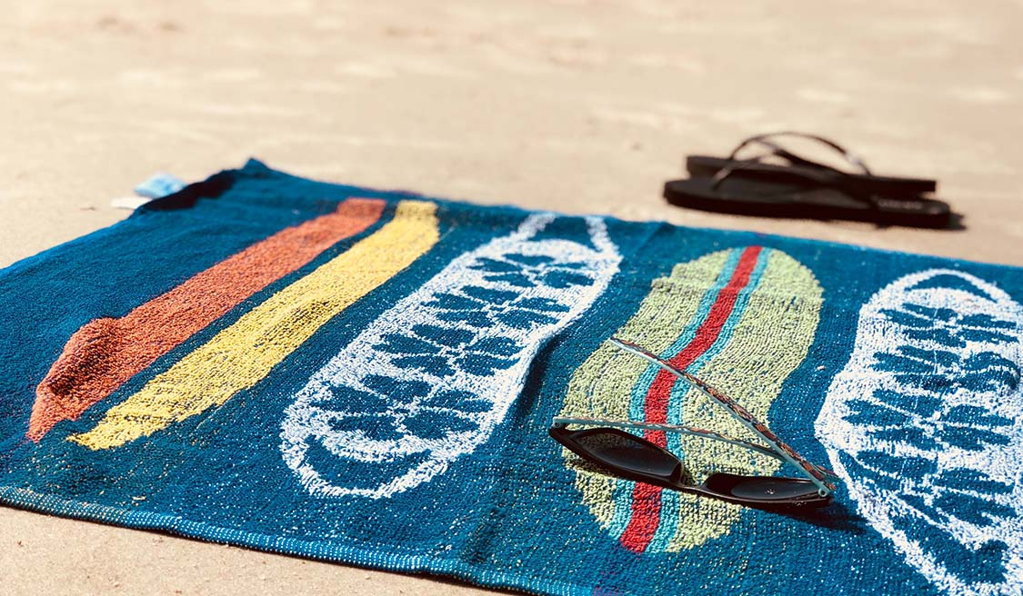 How to Use Beach Towel?